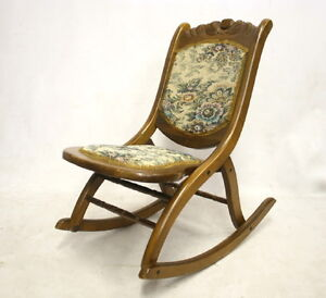 Oak Nursing Chair