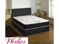 High Quality Divan Beds Available with Mattress