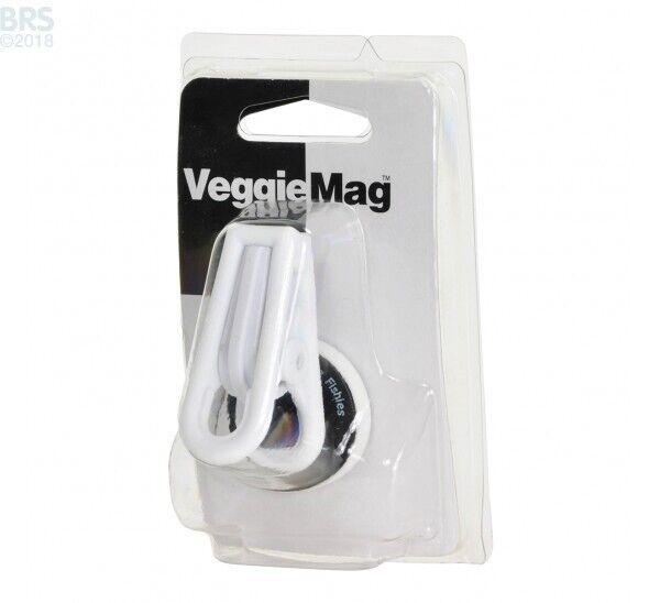 VeggieMag Seaweed Feeding Magnet Clip Veggie Mag Two LIttle Fishies Aquarium