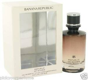 WOMEN Republic of Women by Banana Republic  2 X 1.7OZ(NOT 3.4 oz) - New in Box