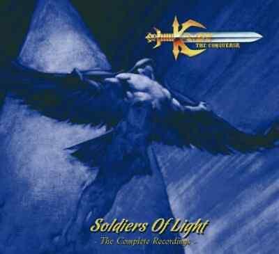 KRYST THE CONQUEROR The Complete Recordings CD Misfits Samhain Jeff Scott Soto