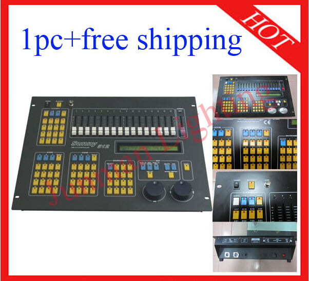 Sunny DMX512 Light Controller Stage Light Console DJ Dimmer 1pc Free Shipping