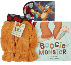 Book Boogie Monster Dance Kit