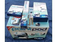 Dulux Paint pod roller system Brand new