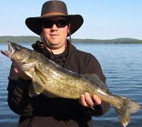 Fishing trip 7.5 hours away