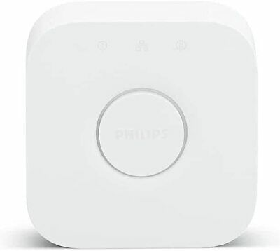 Philips Hue Smart Hub (Amazon Alexa, Apple HomeKit, and Google Assistant)