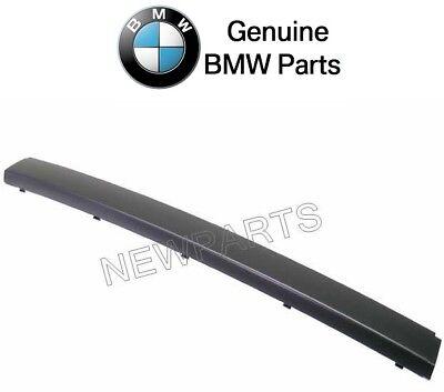 NEW For BMW E38 740i 750iL 740iL Front Bumper Center Impact Strip Genuine