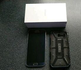 Samsung S6 32gb Black Saphire