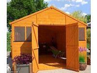 Shed Garage Storage Land Garden for rent