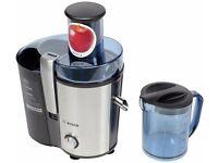 Bosch whole fruit juicer £30