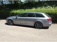 Audi A6 S Line Avant 2.0 Tdi 140 Blackline FSH PX