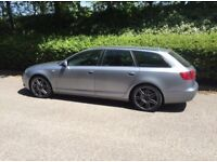 Audi A6 S Line Avant 2.0 TDi BLackline Edition FSH