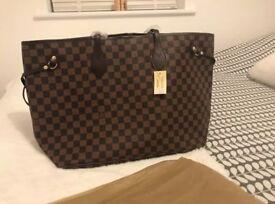 LV Neverfull bag GM size