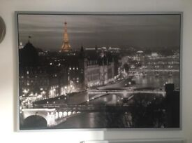 Wall art of Paris - 137 x 100 cm
