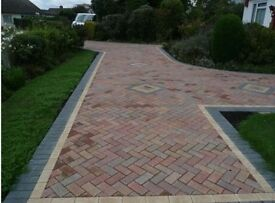 Paving and landscaping services