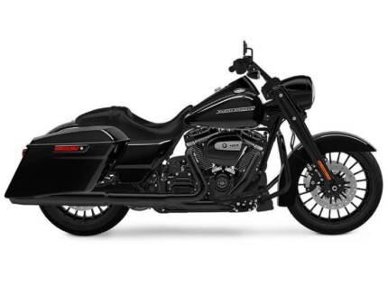 2018 Harley-Davidson Road King Special Melrose Park Mitcham Area Preview