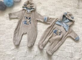 Pram suits from BabiesRUs 0-2