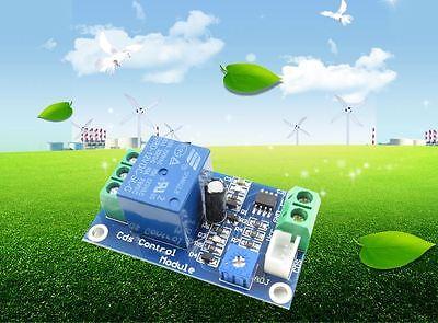 12v Car Light Control Switch Photoresistor Relay Module Detection Sensor New.