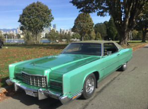 1973 Lincoln Continental Coupe