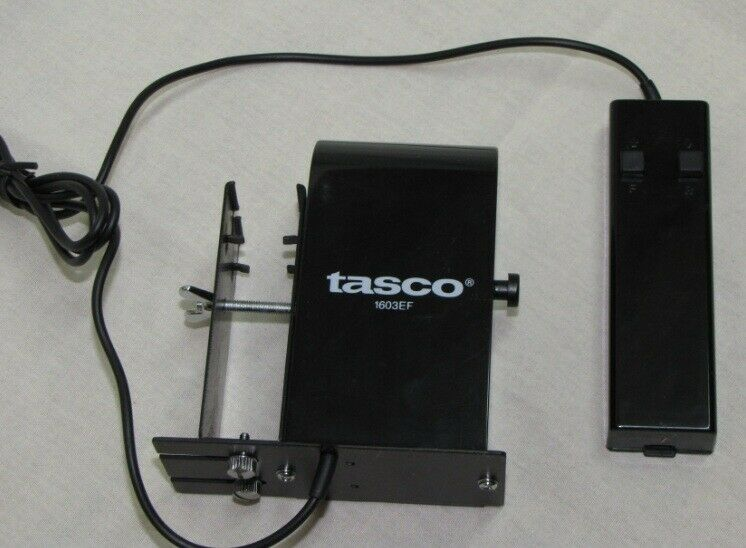 Tasco Telescope Eyepiece Motor Focuser 1603EF Remote Focus Control New Old Stock