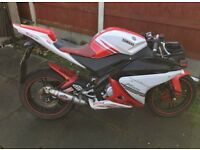 Yamaha YZFR125 Spares or Repair Project