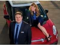 Sell out peter kay car share sceening