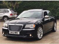 2012 Chrysler 300C 3,0 litre diesel 5dr automatic