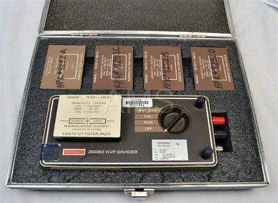 Fluke Keithley 35080 Kvp Divider Dosimeter Xray Meter Victoreen Inovision Radcal