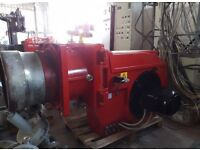 Weishaupt burner gas & oil RGL70/2A 10500 kW