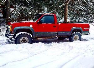 1992 GMC Sierra 2500 Pickup Truck