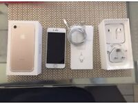 iPhone 7 32GB on 3 network