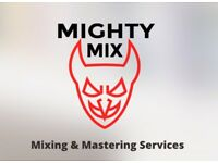 Mixing and Mastering Service (Mighty Mix)