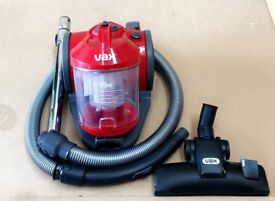FREE DELIVERY VAX ENERGISE VIBE BAGLESS CYLINDER VACUUM CLEANER HOOVERS