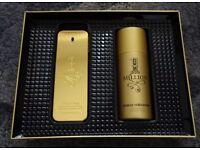 1 million men's gift set 100 ml new