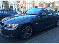BMW 320d CONVERTIBLE M SPORT SAT NAV