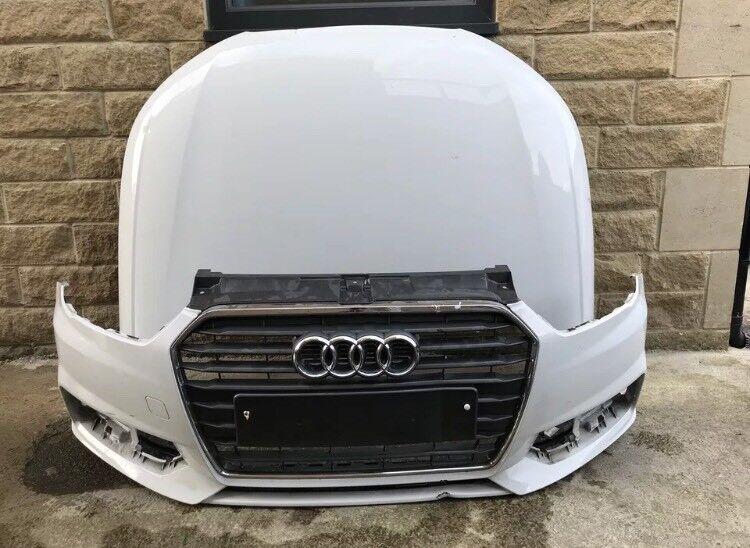 Genuine Audi A1 Facelift Front Bumper Bonnet 2015 2016 2017 In Bradford West Yorkshire Gumtree