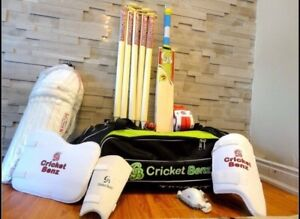 Cricket Kit Wheelie Brand New