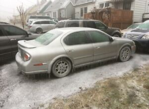 2003 Nissan Maxima as is $1200 (needs 2 shocks)