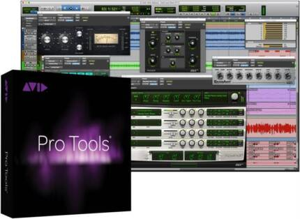 PRO TOOLS 9, 10, 11, 12 WITH iLOK WANTED