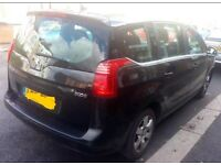 Peugeot 5008 PCO READY UBER XL READY TO WORK