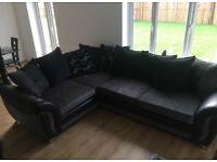 Brand new DFS farrow collection corner sofa