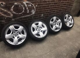 "Bentley 21""wheels genuine will fit audi VW and more"