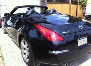 Nissan Z350 Roadster Convertable