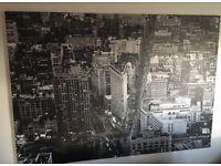 New York City Skyline Canvas - 140cm x 200cm