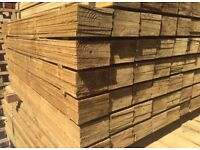 Feather Edge Fence Pieces/ Boards/ Panels * Wooden