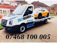 CHEAP RECOVERY WEST MIDLANDS VEHICLE BREAKDOWN ACCIDENT SCRAP TOWING TRANSPORT SERVICES