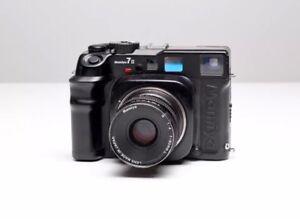 Mamiya 7 II Medium Format Rangefinder Film Camera w/ 65mm, 80mm, 150mm Lenses