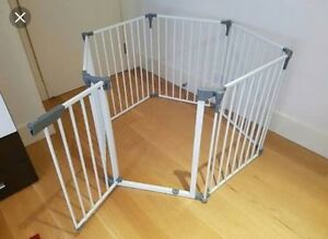 3 in 1 baby playpen or extendable gate Caboolture Caboolture Area Preview