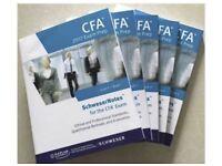 CFA level 2 2017 Premium Package !!!