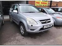 Honda CR-V 2.0 i-VTEC auto Executive cheap car